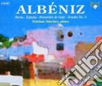 Albeniz Isaac - Opere Per Pianoforte  (3 Cd) cd musicale