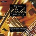 Celebri concerti per violino cd musicale di Miscellanee