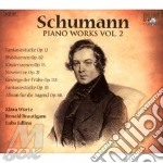 Piano works vol.2 cd musicale di Schumann
