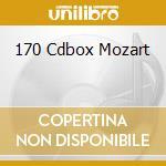 170 CDBOX MOZART cd musicale di MOZART