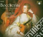 Concerti per violoncello 1 cd musicale di Boccherini