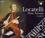 Complete flute sonatas cd musicale di Locatelli