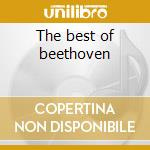The best of beethoven cd musicale