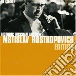 Edition cd musicale di Mstisla Rostropovich