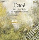 Lieder complete songs cd musicale di Gabriel Faur+