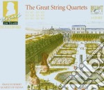 I grandi quartetti per archi cd musicale di Wolfgang Amadeus Mozart