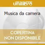 Musica da camera cd musicale di Wolfgang Amadeus Mozart