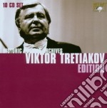 Historical russian archives cd musicale di Viktor Tretiakov