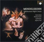 Mendelssohn: A Midsummer Night's Dream cd musicale