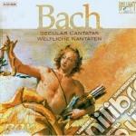 Complete secular cantatas cd musicale di Johann Sebastian Bach