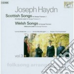 Scottish songs vol. 3 cd musicale di Haydn franz joseph