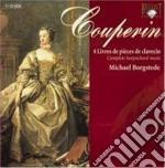 4 livres de pi�ces de clavecin cd musicale di Fran�ois Couperin