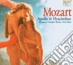 Mozart - Apollo Et Hyacinthus Kv 38  (2 Cd) cd musicale di Wolfgang Amadeus Mozart