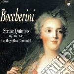 String quintets cd musicale di Luigi Boccherini