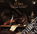 Conc.per 2-3 e 4 clavicembal cd musicale di Bach