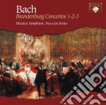 Bach J.S. - Concerti Brandeburghesi 1-2-3 cd musicale