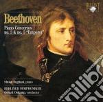 Beethoven Ludwig Van - Concerti Per Pianoforte N.3 Op. 37, N.5op.73 'imperatore' cd musicale