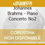 Piano concerto nr.2 cd musicale di Brahms