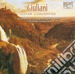 Giuliani Mauro - Concerti Per Chitarra Nn.1-3 cd musicale