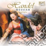 Messiah cd musicale