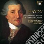 Sinfonie nr.103 & 104 cd musicale di Haydn