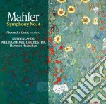 Mahler Gustav - Sinfonia N.4 cd musicale
