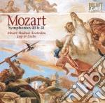 Mozart Wolfgang Amadeus - Sinfonie N.40 Kv550, N.41 Kv551 Jupiter cd musicale