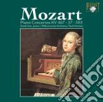 Mozart Wolfgang Amadeus - Concerti Per Pianoforte Kv467, 37, 503 cd musicale