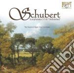Schubert Franz - Sinfonie N.3 D 200, N.5 D 485, N.8 D 759 (incompiuta) cd musicale di Schubert