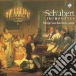 Schubert Franz - Impromptus cd musicale di Schubert