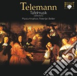 Telemann Georg Philip - Musica Da Tavola (selezione) cd musicale di Telemann