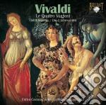 Vivaldi Antonio - Le Quattro Stagioni cd musicale