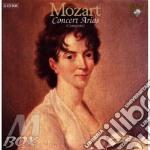 Arias cd musicale di Wolfgang Amadeus Mozart