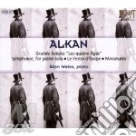 Sonate cd musicale di Alkan