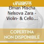 Misha elman and zara nelsova cd musicale di Max Bruch