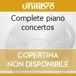 Complete piano concertos cd musicale di Beethoven