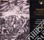Handel - Aci, Galatea E Polifemo Hwv 72  - Vitale Marco Dir  /aci: Stefanie True, Soprano, Galatea: Luciana Mancini, Mezzosoprano, Pol (2 Cd) cd musicale di Handel