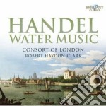 Handel Georg Friedrich - Musica Sull'acqua - Water Music cd musicale di Handel georg friedri
