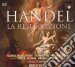 La resurrezione cd musicale di Handel