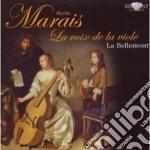 Marais Marin - La Voce Della Viola cd musicale di Marin Marais