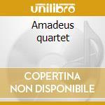 Amadeus quartet cd musicale di Haydn/schubert/brahms