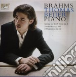 Sonata no. 3 in f minor op. 5 / 3 interm cd musicale di Johannes Brahms