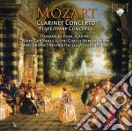 Clarinet concerto cd musicale di Wolfgang Amadeus Mozart