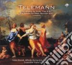Telemann Georg Philip - Trio Sonatas  (2 Cd) cd musicale di Telemann