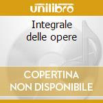 Integrale delle opere cd musicale di Monteverdi