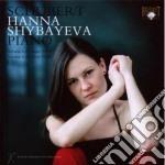 Hanna shybayeva cd musicale di Franz Schubert
