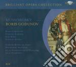 Mussorgsky Modest Petrovich - Boris Godunov  (3 Cd) cd musicale di Mussorgsky