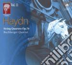 Haydn - Quartetti Per Archi Vol.11 Op.76 /buchberger Quartet: Hubert Buchberger, Violino I, Julia Greve, Violino Ii, Joachim Etzel, Viola (2 Cd) cd musicale di Haydn