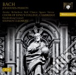 Passione secondo giovanni cd musicale di Bach