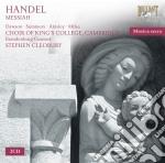 Messiah cd musicale di Handel